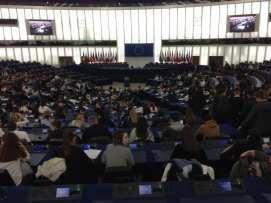 Parlement Européen - Starsbourg