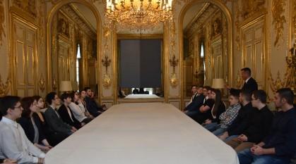 Elysée - Conseil des ministres